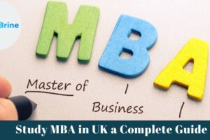 Study MBA in UK a Complete Guide