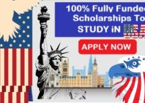 Fully Funded Scholarships in the United State 2021